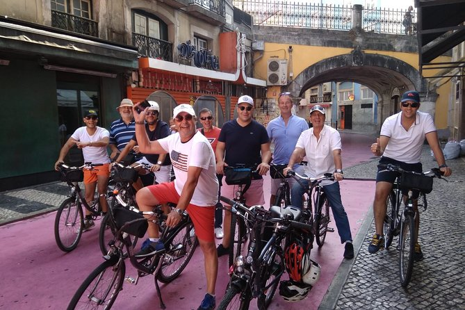 Free Guided E-Bike Tour