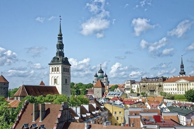 The best of Tallinn walking tour