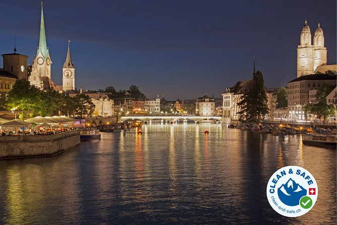 Zurich with Cruise and Chocolate (Private Tour)