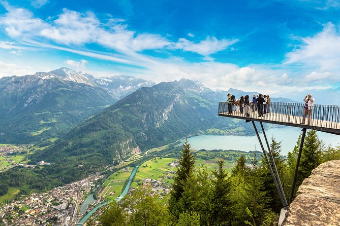 Grindelwald and interlaken (Private Tour)