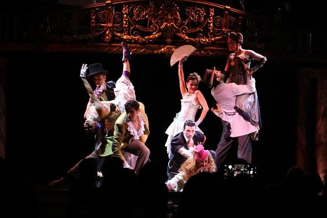Carlos Gardel Vip Tango Show Skip The Line Ticket Buenos Aires