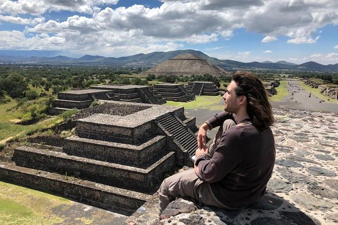 Private Half-Day Tour to Teotihuacan Pyramids