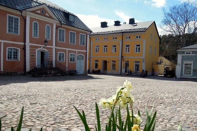 Romantic tour in Porvoo