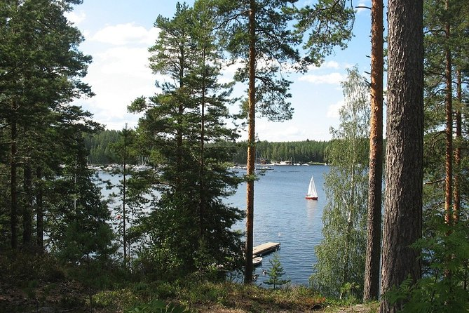 Romantic tour in Imatra