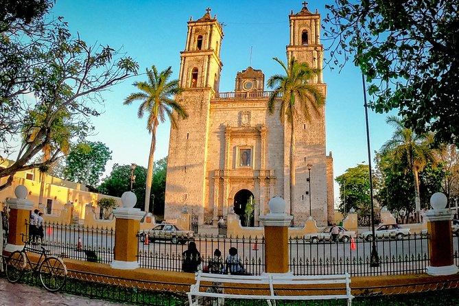 Ek Balam/cenote/Valladolid Private tour from Merida