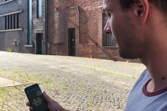Störtebeker city puzzles in Hamburg with the smartphone