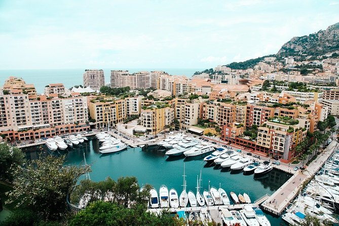 Romantic tour in French Riviera