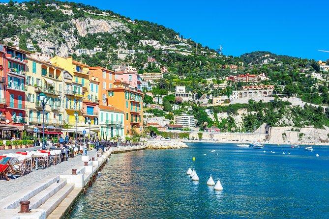 Romantic tour in Nice