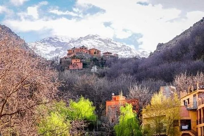 Private Atlas Mountains Tour From Marrakech with Lunch