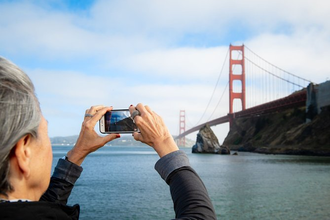 Golden Gate Bridge Bike Ride and Wine Country Tour from San Francisco