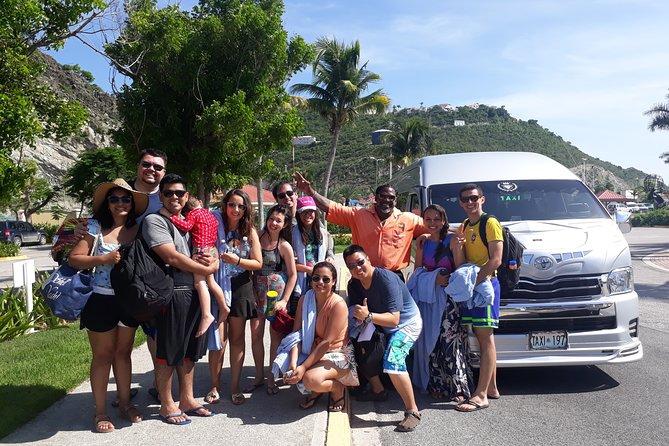St Maarten Sensation Island Tour
