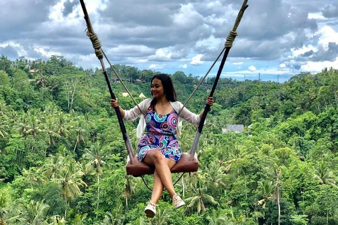 UNESCO Bali Swing : Tours and water Temple Visit