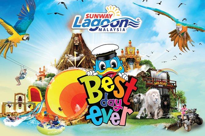 Sunway Lagoon Malaysia One-Day Pass