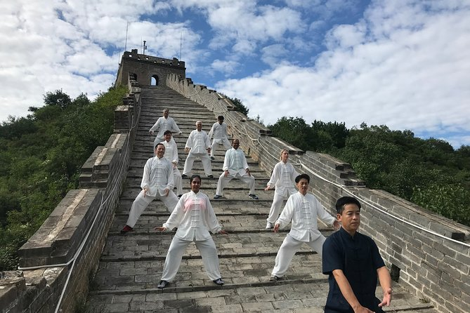 Chinese Kung Fu Experience