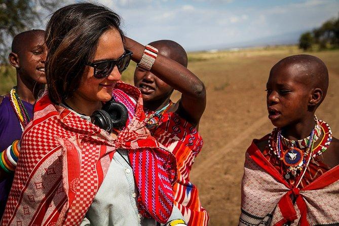 Day Trips COMBO with Materuni, Kikuletwa, Lake Jipe, Maasai Boma &Arusha N. Park