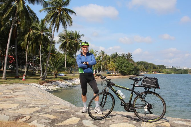 Singapore - bike adventure beyond the concrete jungle
