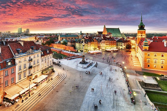 Warsaw full day with private local guide