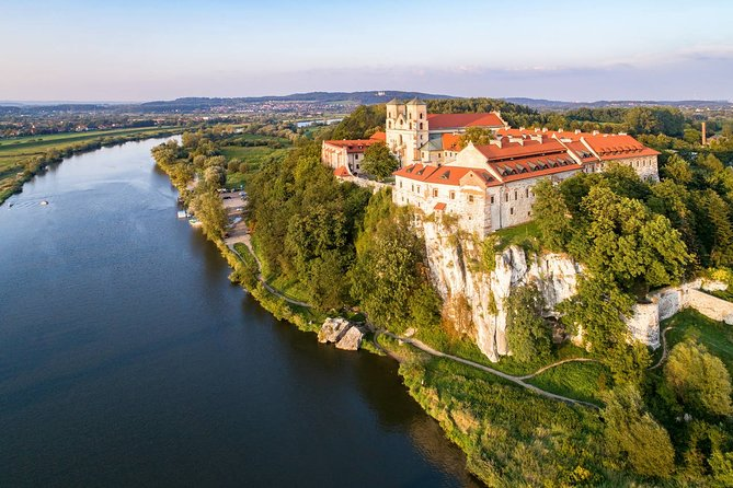 Bicycle tour to Tyniec- private tour from Krakow