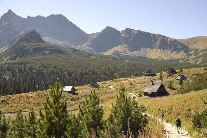 Hiking in the Tatra Mountains, private tour from Krakow