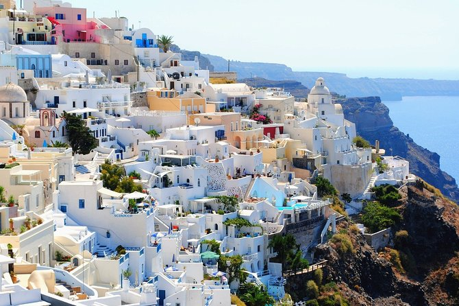 10 Day to Explore the Best Historical Gems in Greece and tour in Santorini
