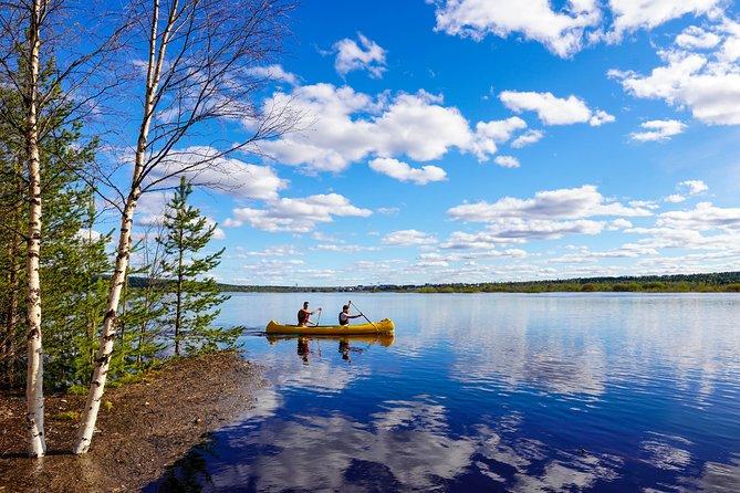 All Day Canoe Adventure to Rovaniemi