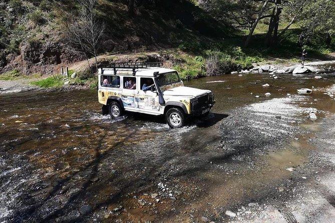Jeep Safari Troodos - Kykkos monastery Waterfall and Venetian bridge from PAPHOS