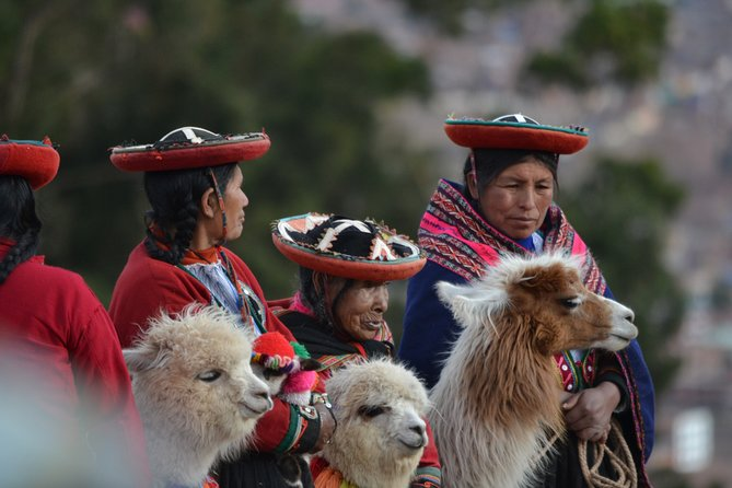 Full Day - Sacred Valley & Ccaccaccollo (Weaving experience)