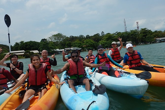 Round Ketam Kayaking Adventure