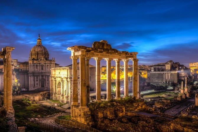 S.U.P.E.R Roman Forum & Palatine Hill