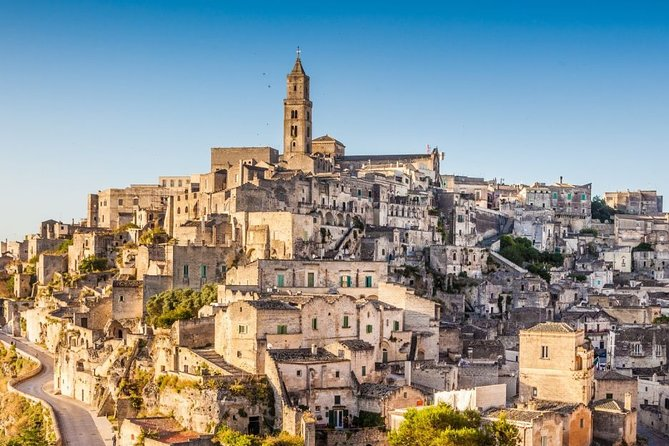 Day Trip from Bari: Matera-Alberobello-Monopoli
