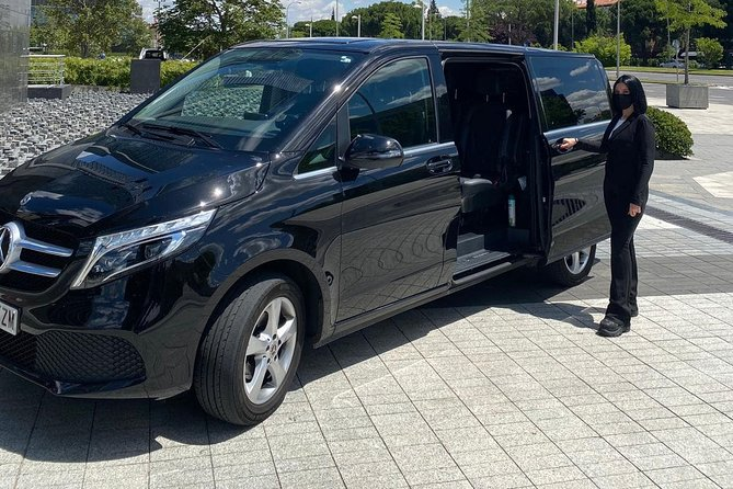 Private arrival OR departure transfer in Lyon (hotel OR airport pick-up)