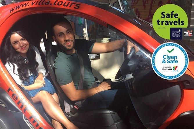 Sintra's monuments - self-drive tour
