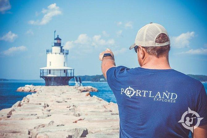 Portland, Maine Lighthouse & Waterfront Tour