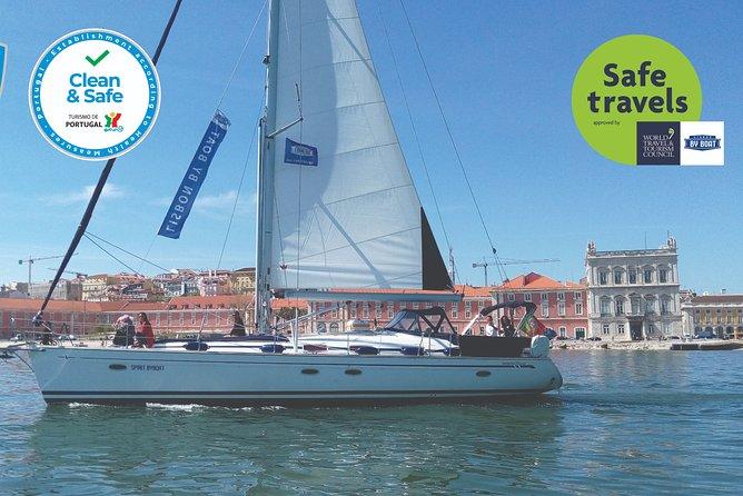 Lisbon Sailing Tour on a Luxury Sailing Yacht