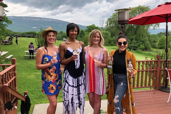 Private Day Trip to Wine Country from NYC