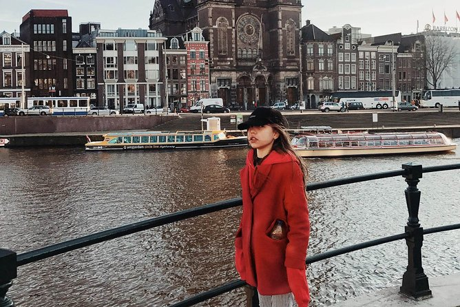 Romantic tour in Amsterdam