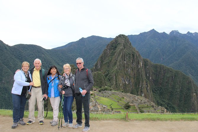 Full Day - Machu Picchu tour by Train - Private Service