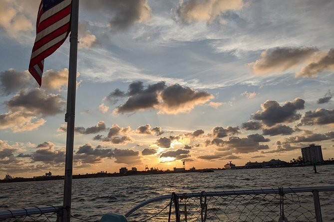 Champagne Sunset Cruise Ft. Lauderdale