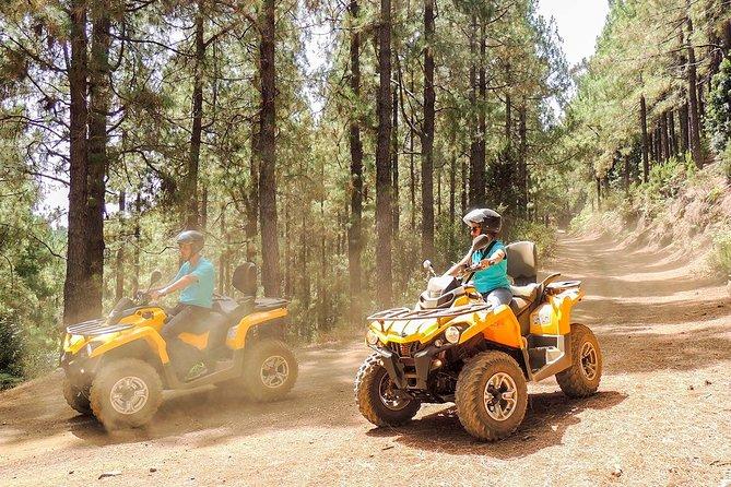 ATV tour of La Cumbre