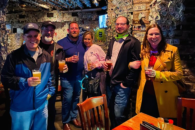 Haunted New Orleans Ghost and Pub Walking Tour