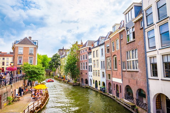 The best of Utrecht walking tour