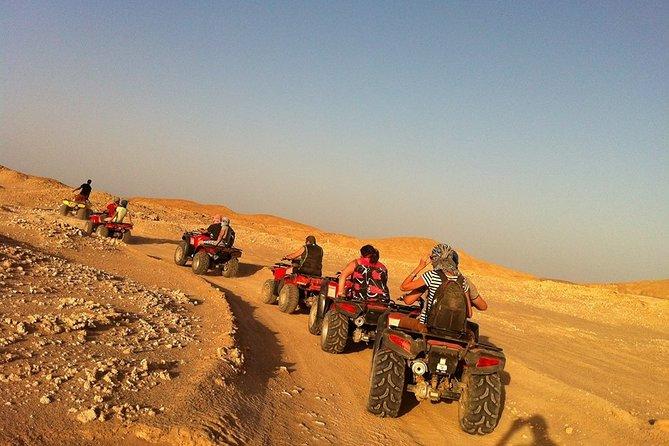 Marsa- Alam Sunset Desert Safari Trip By ATV Quad