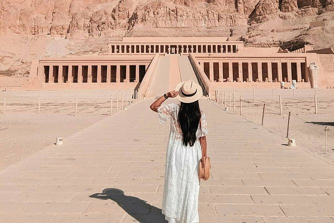 Day Trip to Luxor From Hurghada with sightseeing and Lunch