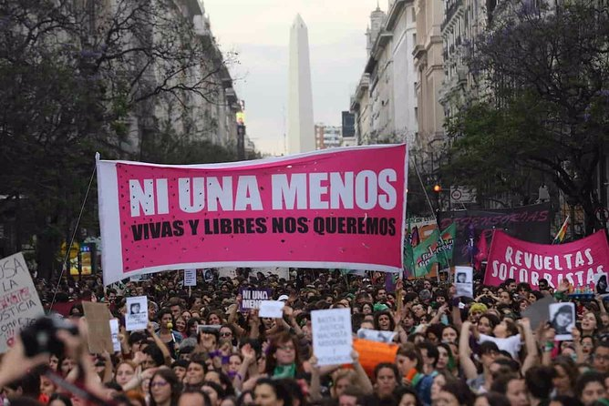 The roots of Argentinean Feminism Private History Tour in Buenos Aires
