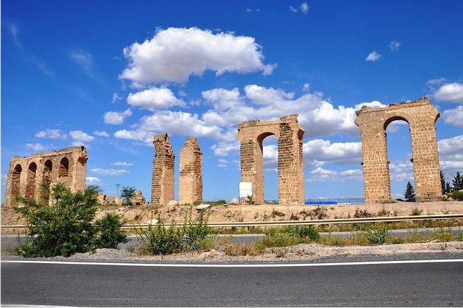 Thuburbo Majus Uthina and Zaghouan Archaelogical Tour From Tunis or Hammamet