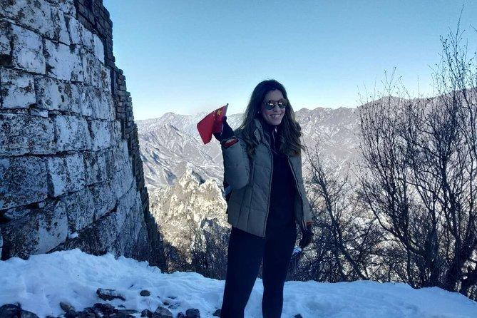 Private Transfer Service: Jiankou Great Wall to Mutianyu Great Wall Hiking Tour