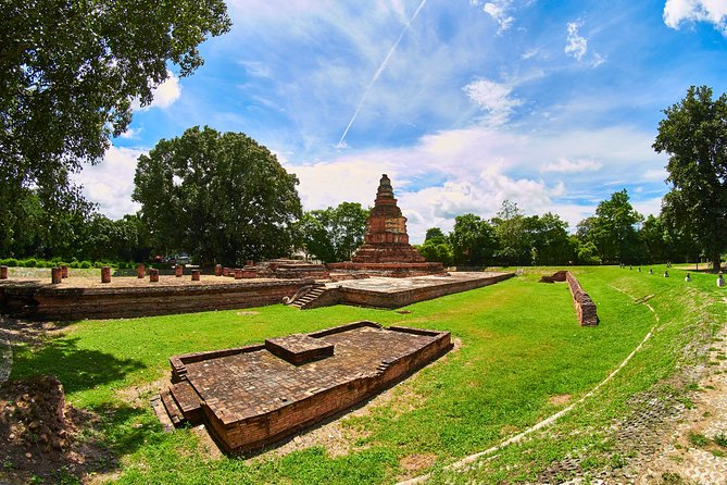 Past Kingdoms with a local Chiang Mai Touch