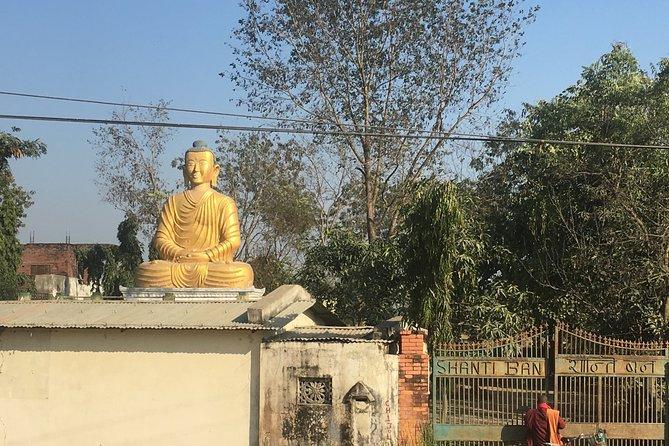Day Tour of Lumbini Mayadevi Temple