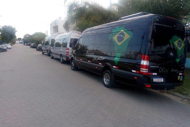 Private Transfer from Porto Alegre Airport to Gramado