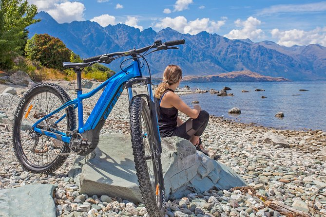 Self Guided Bike Experience - Frankton/Kelvin Heights/Jack's Point to Queenstown